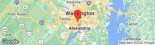 Map of 3208 VALLEY DRIVE ALEXANDRIA, VA 22302