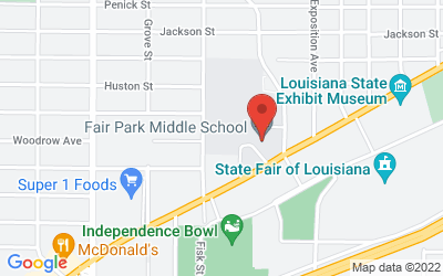 Map of 3222 Greenwood Road, Shreveport, LA, USA