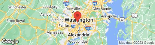 Map of 3232 KLINGLE ROAD NW WASHINGTON, DC 20008