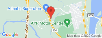 Google Map of 324+Connell+Road%2CWoodstock%2CNew+Brunswick+E7M+6B5