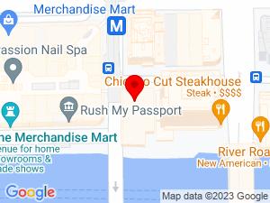 Google Map of Hispanic Housing Development Corporation