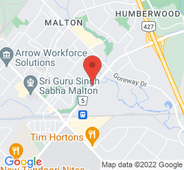 Google Map of 3295+Derry+Road+East%2CMississauga%2COntario+L4T+1A8