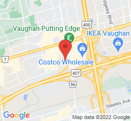 Google Map of 33+Auto+Park+Circle%2CWoodbridge%2COntario+L4L+8R1