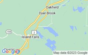 Map of Birch Point Campground