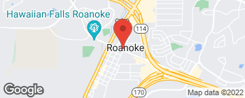 Mapa de 701 N Walnut St en Roanoke