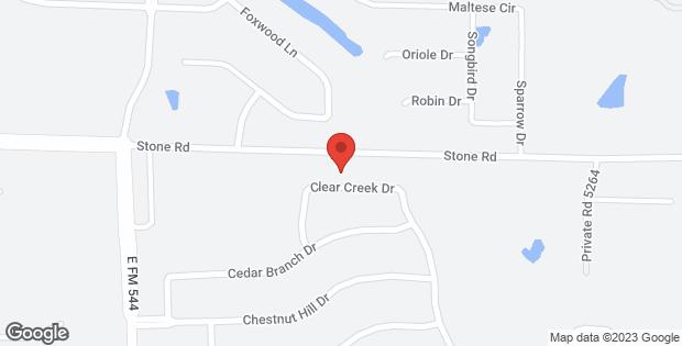 1323 Clear Creek Drive Wylie TX 75098