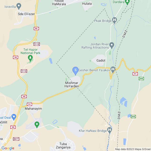 539 העמק, משמר הירדן