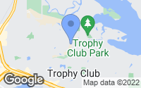 Map of Trophy Club, TX