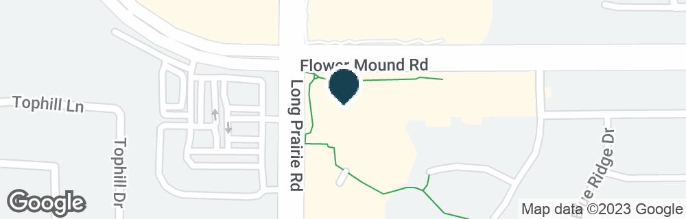 Google Map of2050 LONG PRAIRIE RD