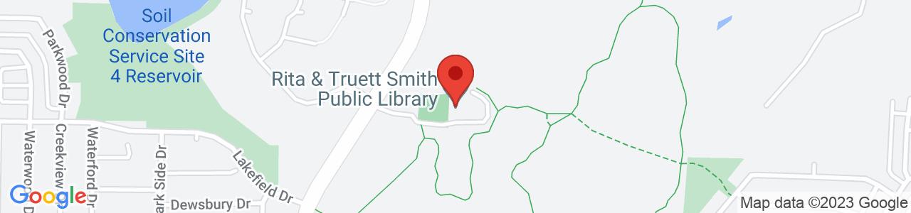 Rita & Truett Smith Public Library, Country Club Road, Wylie, TX, USA