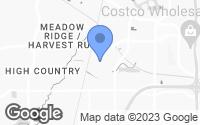 Map of Carrollton, TX