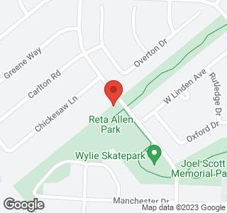 1904 Brookstone Drive, Wylie, TX 75098