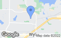 Map of Wylie, TX