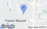 Map of Flower Mound, TX