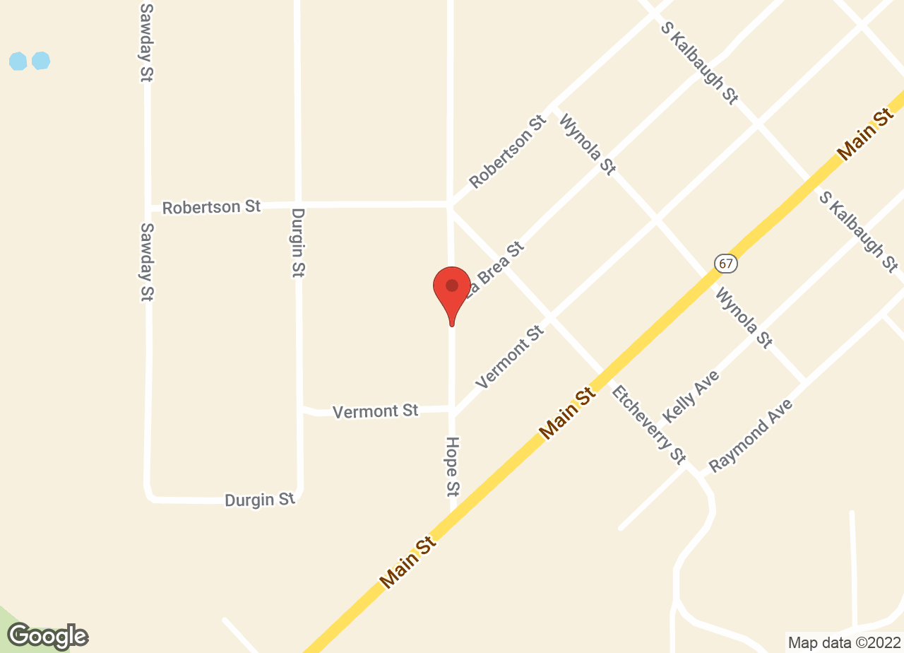Google Map of VCA Adobe Animal Hospital
