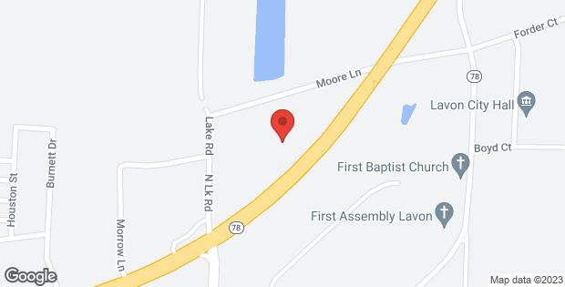 153 Braves Way Lavon TX 75166