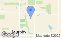 Map of Murphy, TX