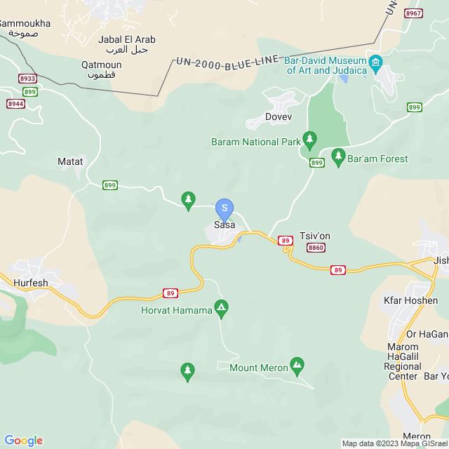 סאסא, ישראל
