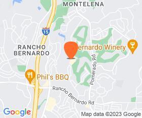 Veranda Fireside Lounge and Restaurant Location