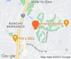 Veranda at Rancho Bernardo Inn Location