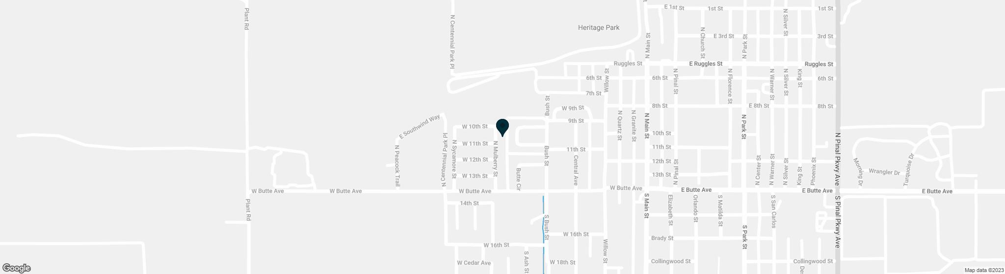 207 N MULBERRY Street Florence AZ 85132