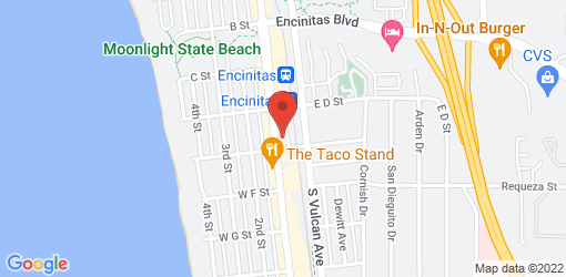 Directions to Eve Encinitas