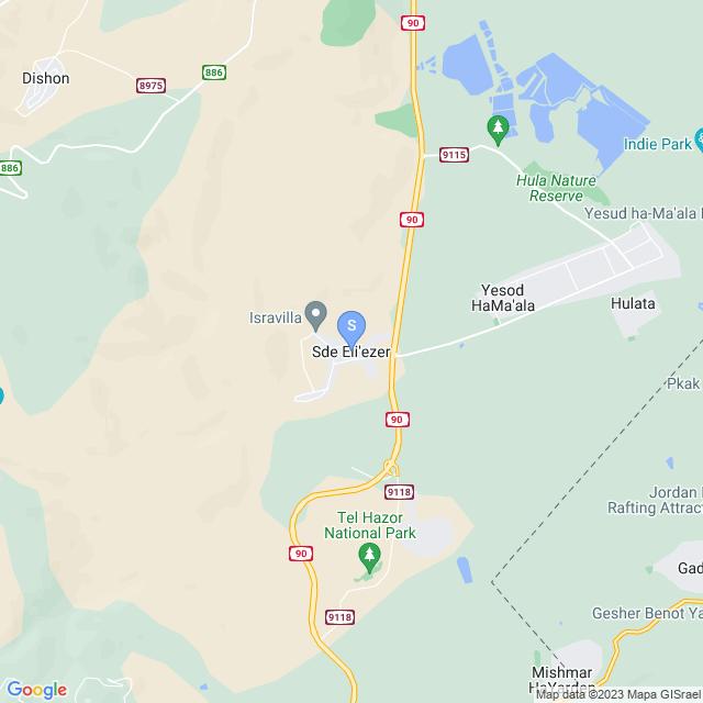 שדה אליעזר, ישראל