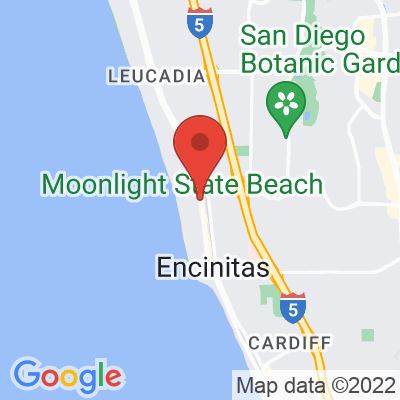Map showing Ironsmith Coffee Roasters — Encinitas