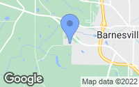 Map of Barnesville, GA