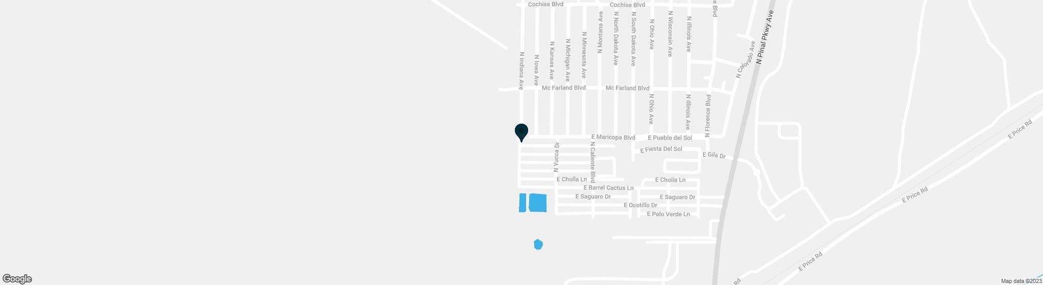 102 E MESQUITE Drive Florence AZ 85132