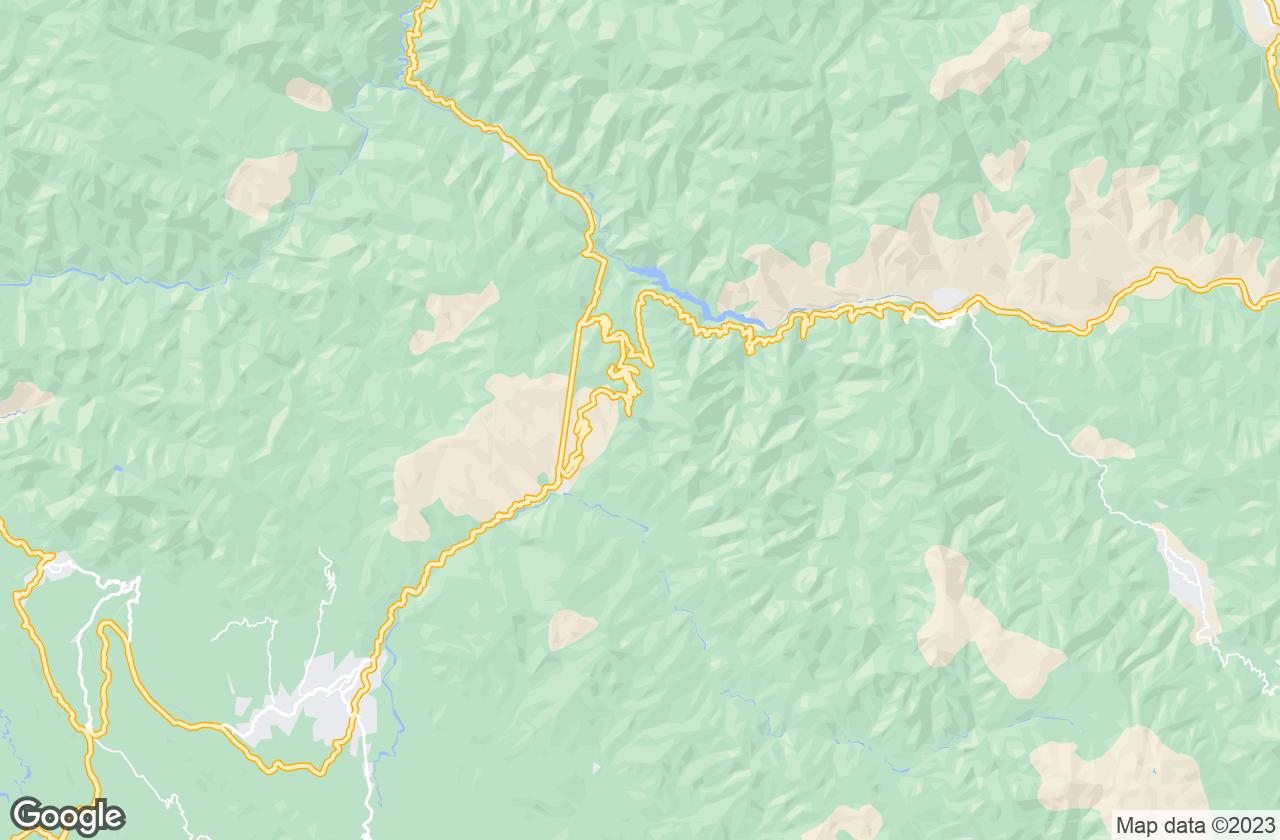 Google Map of Patnitop