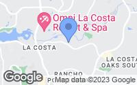 Map of Carlsbad, CA