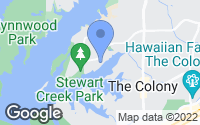 Map of The Colony, TX