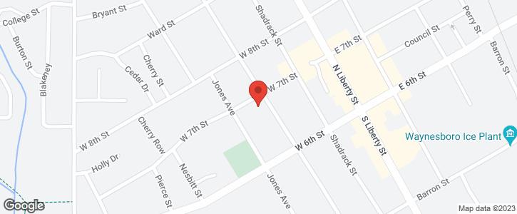 304 W 7th Street Waynesboro GA 30830