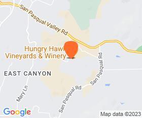 Hungry Hawk Vineyards & Winery Location