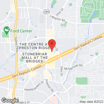 Map of Bed Bath & Beyond at 2930 Preston Road, Frisco, TX 75034