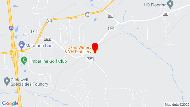 Google Map of 173 Hwy 301, Calera, AL 35040