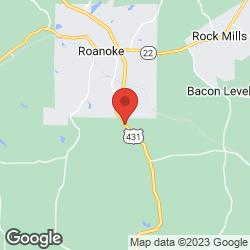 Eagle 102 Radio Station on the map