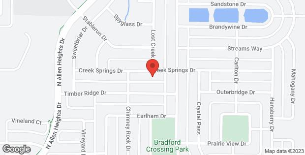 1432 Creek Springs Drive Allen TX 75002