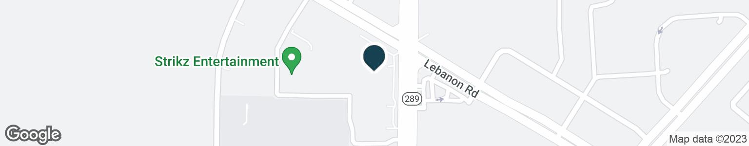 Google Map of5049 PRESTON RD