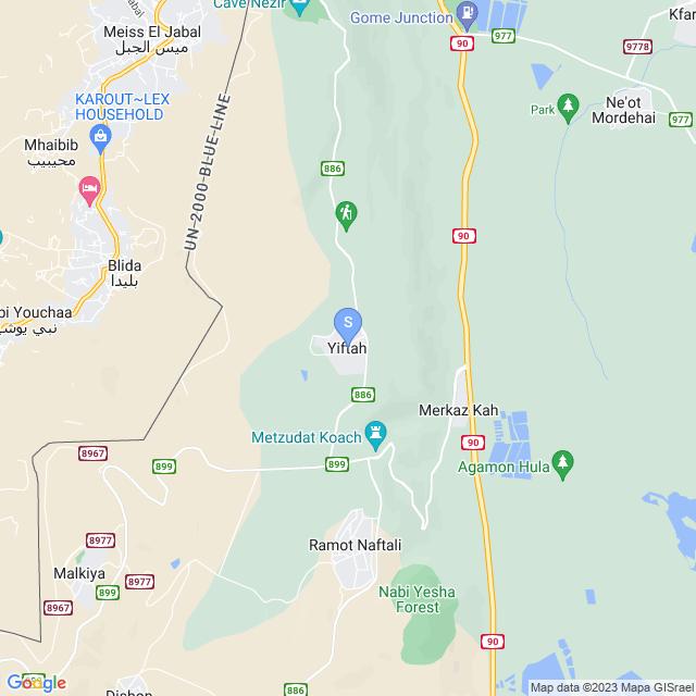 יפתח, ישראל