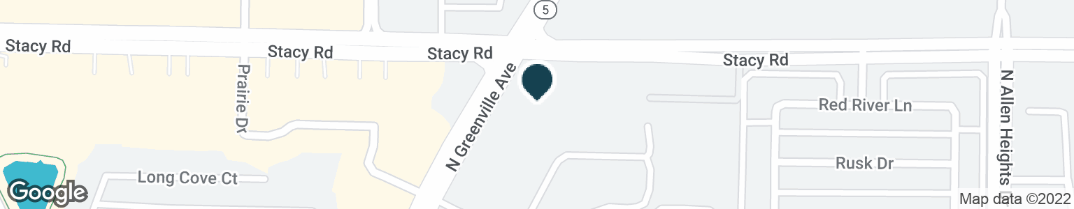 Google Map of500 E STACY RD