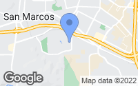 Map of San Marcos, CA