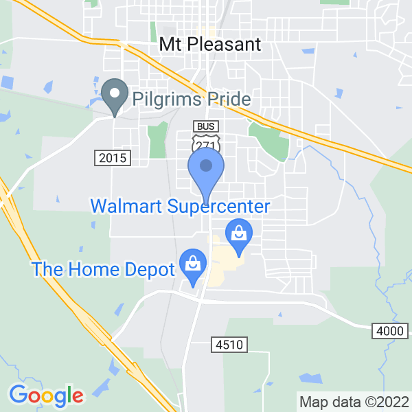 1610 S Jefferson Ave, Mt Pleasant, TX 75455, USA