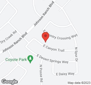 1086 E CANYON Trail