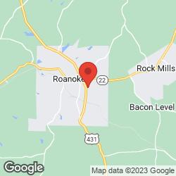 Roanoke Garden Estates Apts on the map