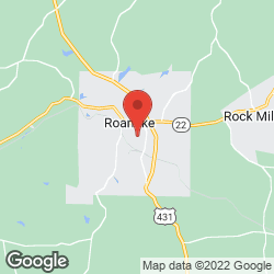 Roanoke Nutrition Site on the map
