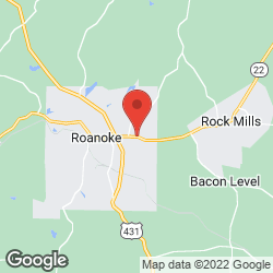 Dixie Heating and Air on the map