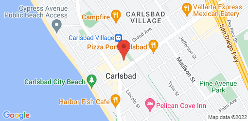 Directions to The Naked Cafe