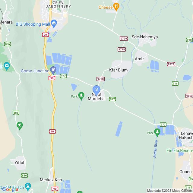 נאות מרדכי, ישראל